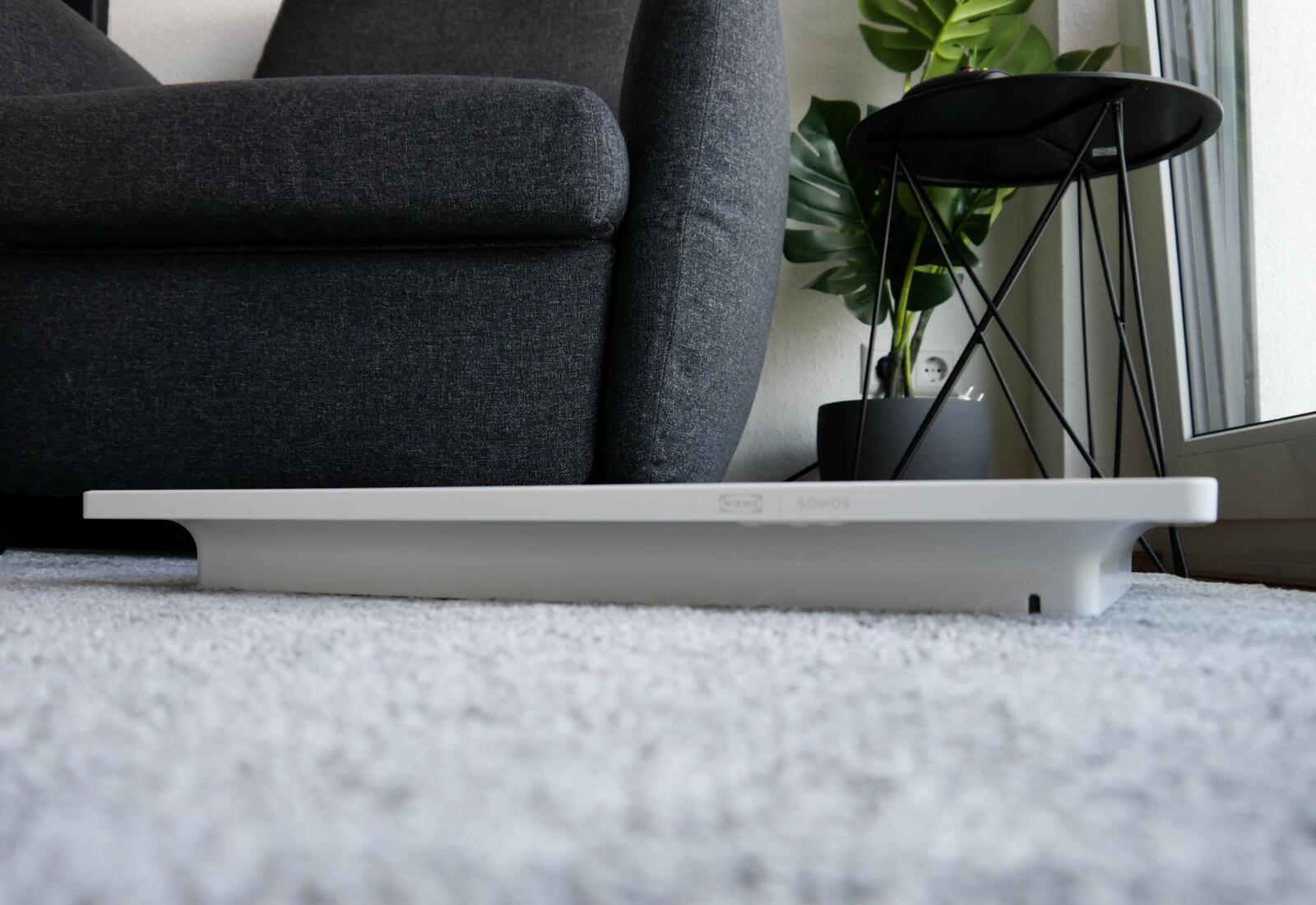 Ikea Sonos Symfonisk Bild Rahmen Dicke