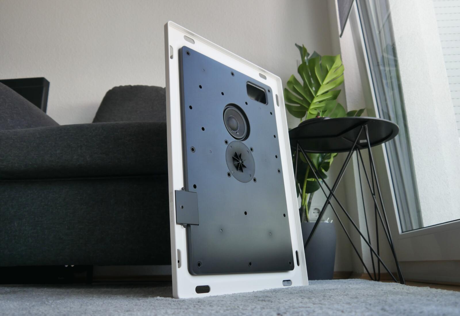 Ikea Sonos Symfonisk Bild Rahmen Offen