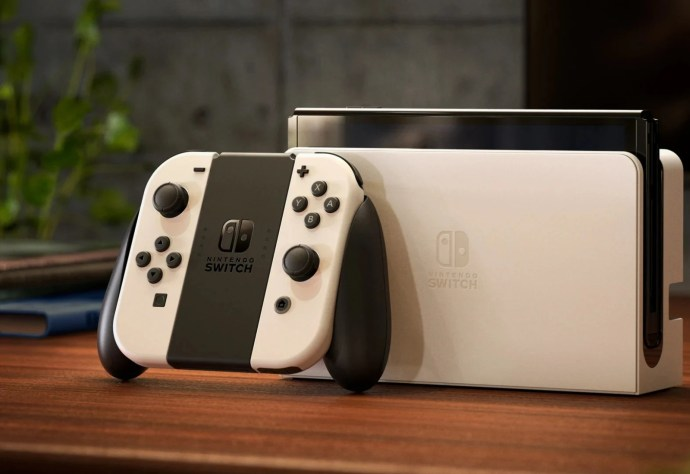 Nintendo Switch 2021 Oled Joy Con