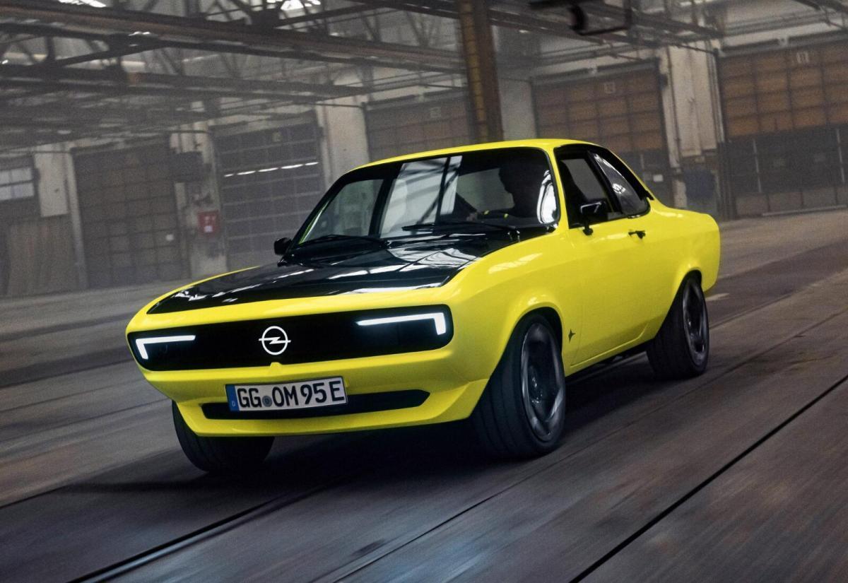 Opel Manta Elektro Header