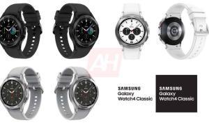 Samsung Galaxy Watch 4 Classic Farben