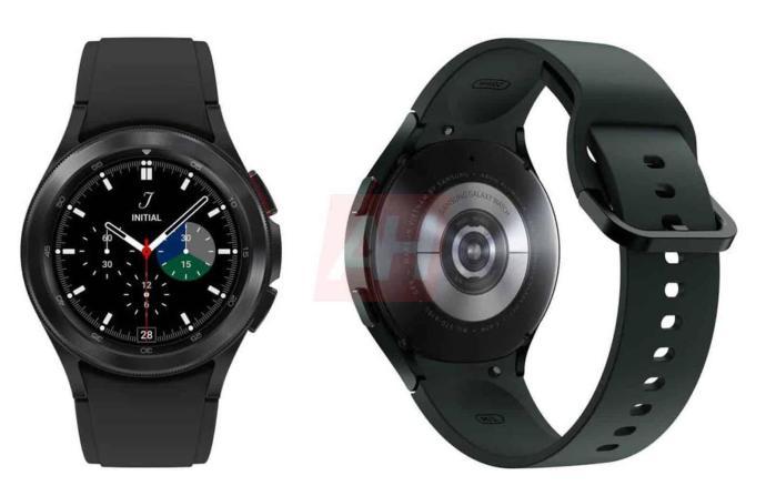 Samsung Galaxy Watch 4 Classic Schwarz