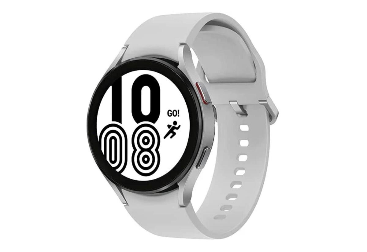 Samsung Galaxy Watch 4 Weiss