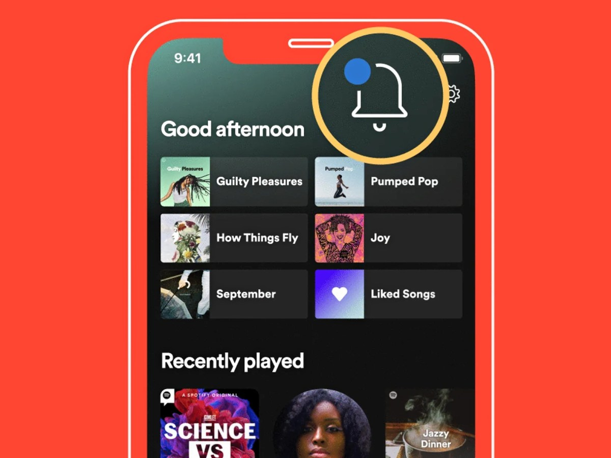 Spotify Whats New