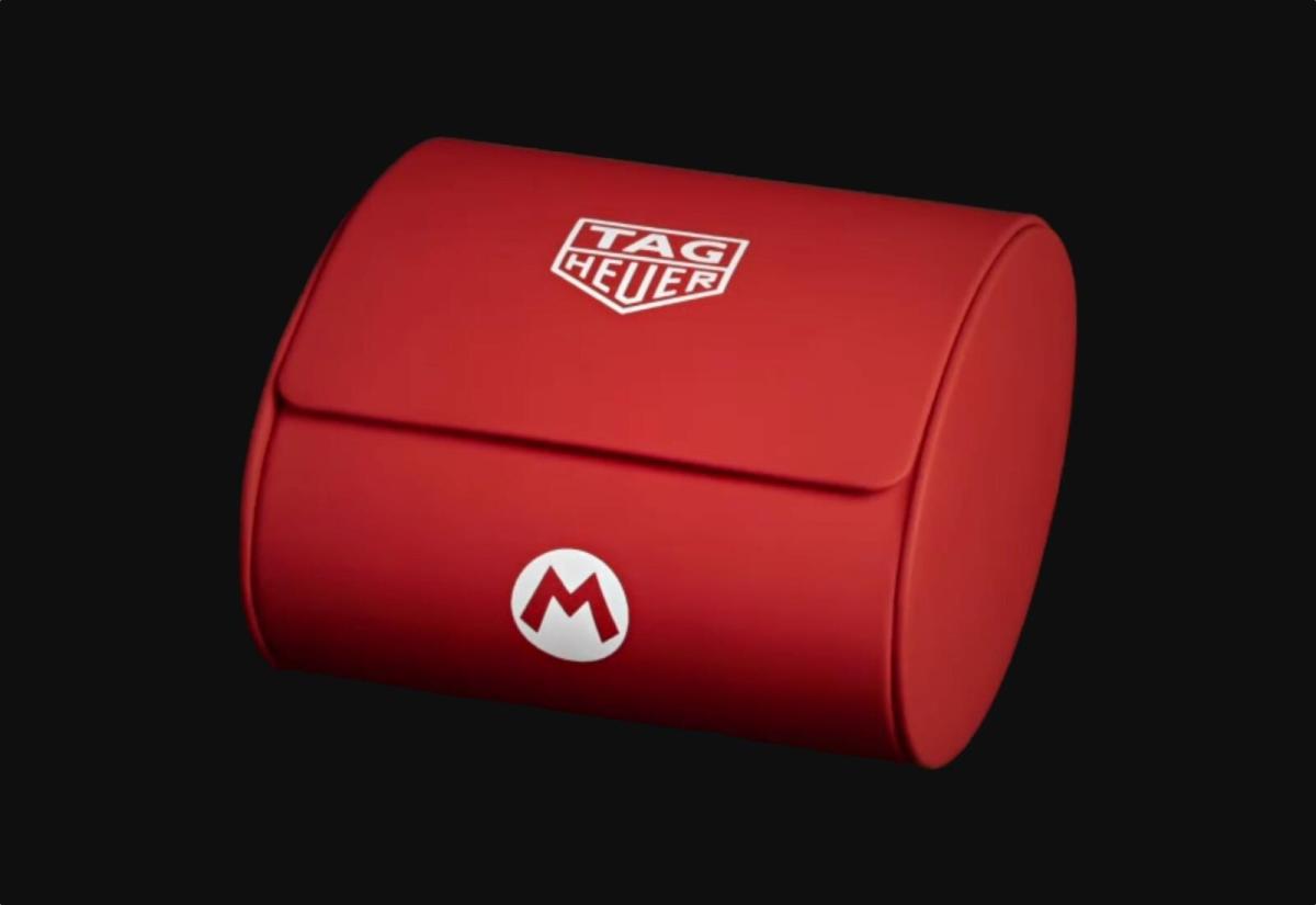 Tag Heuer Super Mario Uhr