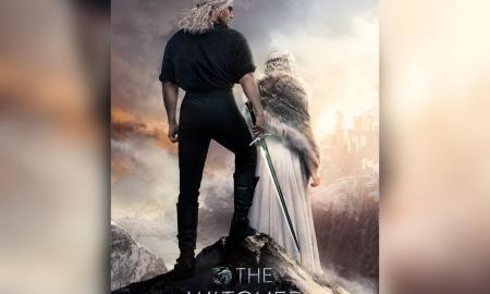 The Witcher Netflix Header