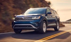 Volkswagen Vw Atlas