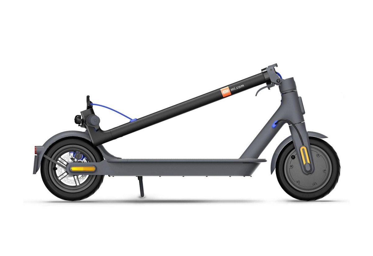 Xiaomi Mi Electric Scooter 3 Header
