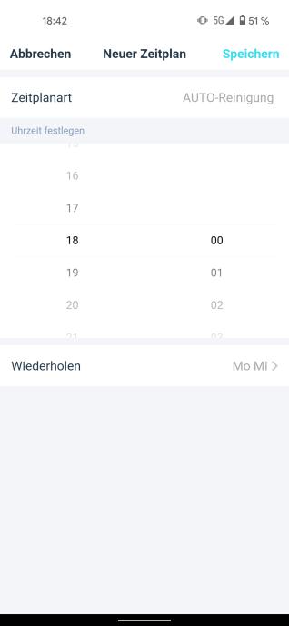 Yeedi Mop Station App 4