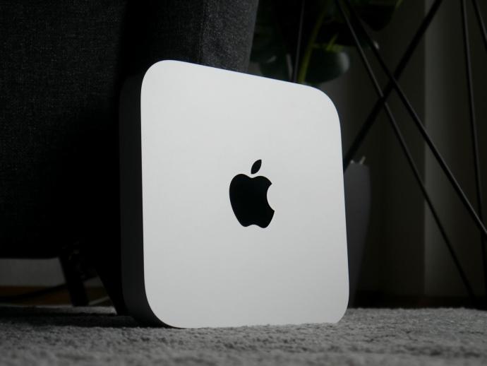 Apple Mac Mini M1 Header