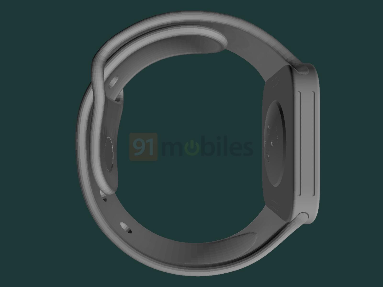 Apple Watch Series 7 Cad Leak Links