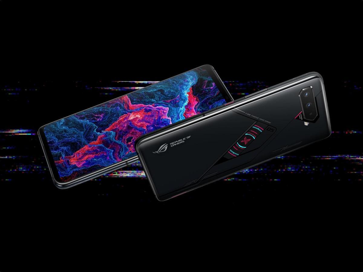 Asus Rog Phone 5s Pro Header