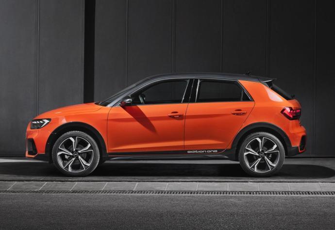 Audi A1 Citycarver Seite