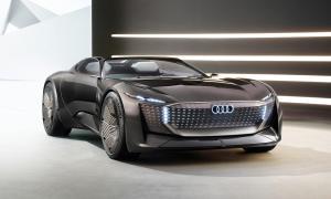 Audi Skysphere Front