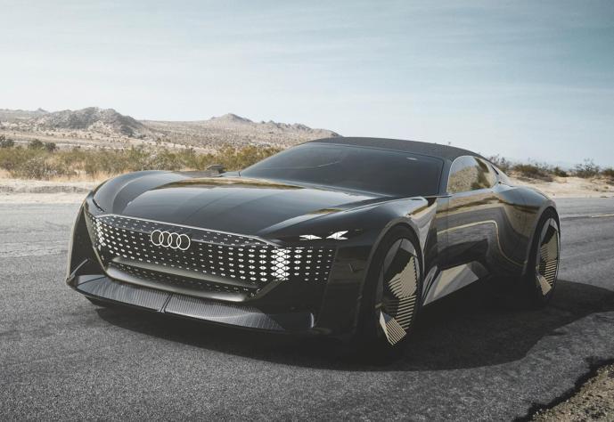 Audi Skysphere Header
