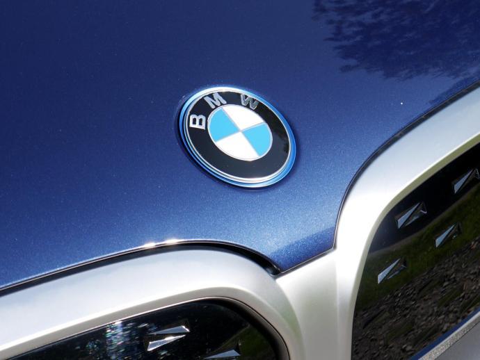 Bmw Logo Header