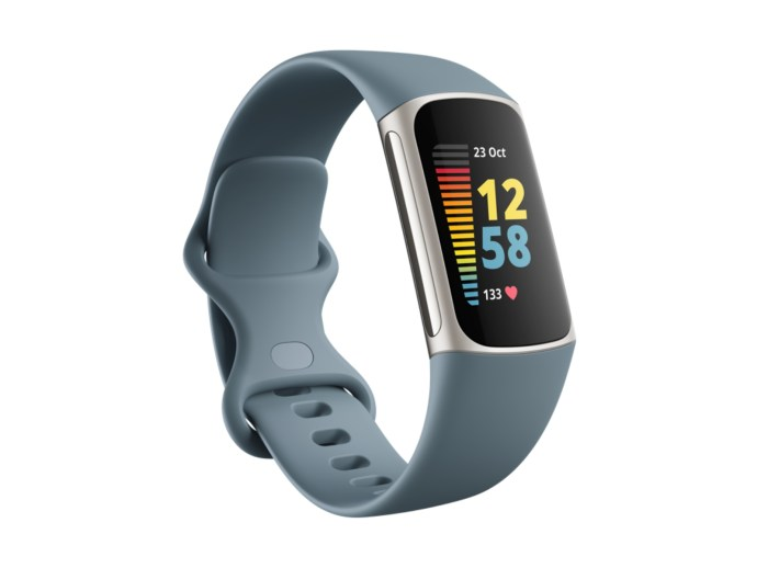 Fitbit Charge 5 Silber