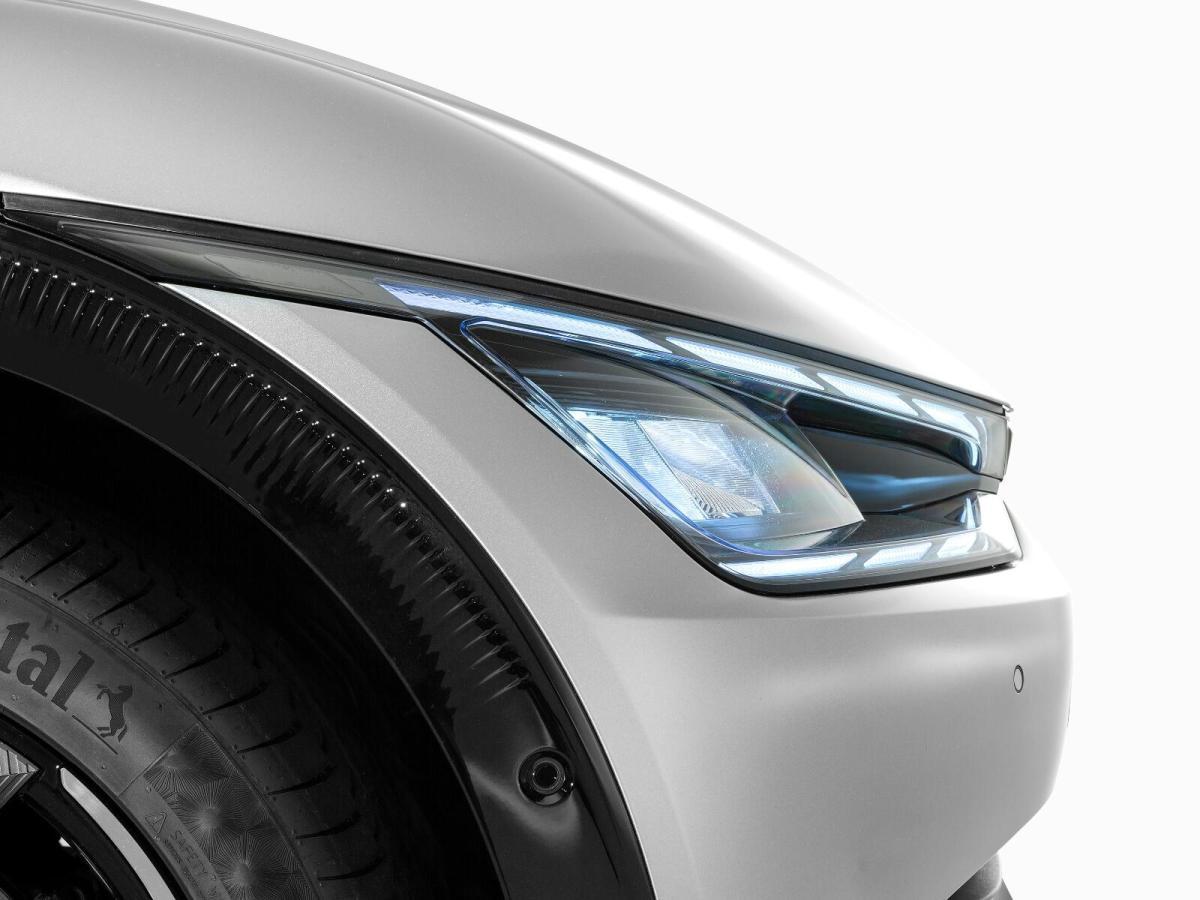 Kia EV6: Elektroauto startet im Oktober