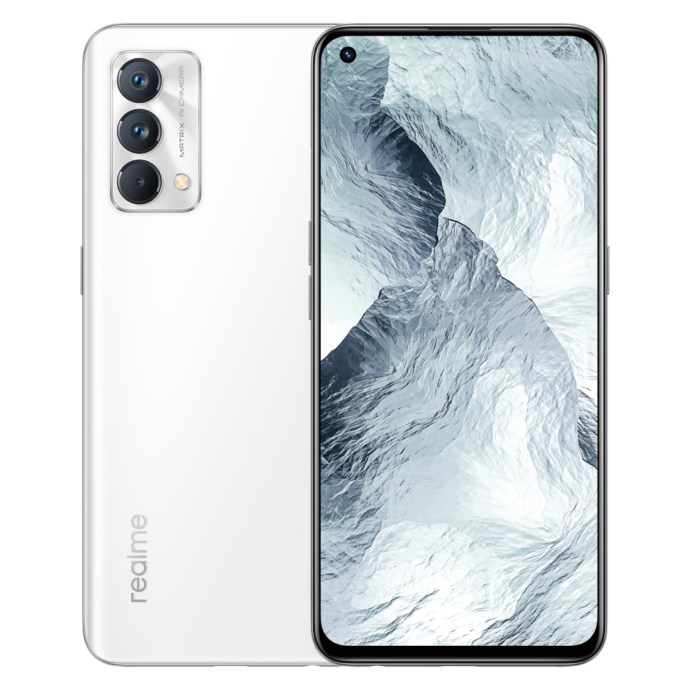 Realme Gt Master Edition Weiss