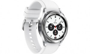 Samsung Galaxy Watch 4 Classic Silber