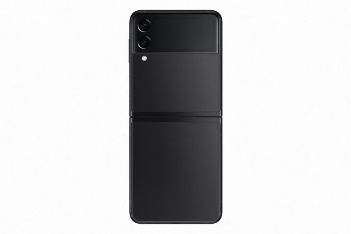 Samsung Galaxy Z Flip 3 Schwarz