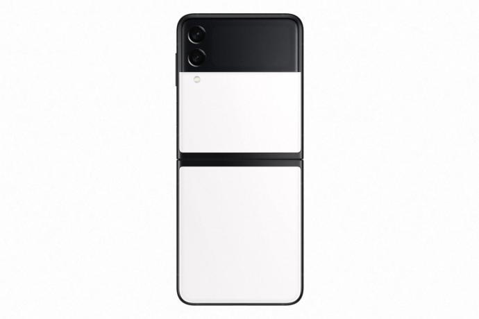 Samsung Galaxy Z Flip 3 Weiss