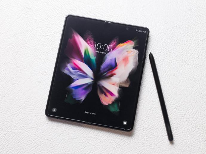 Samsung Galaxy Z Fold 3 S Pen