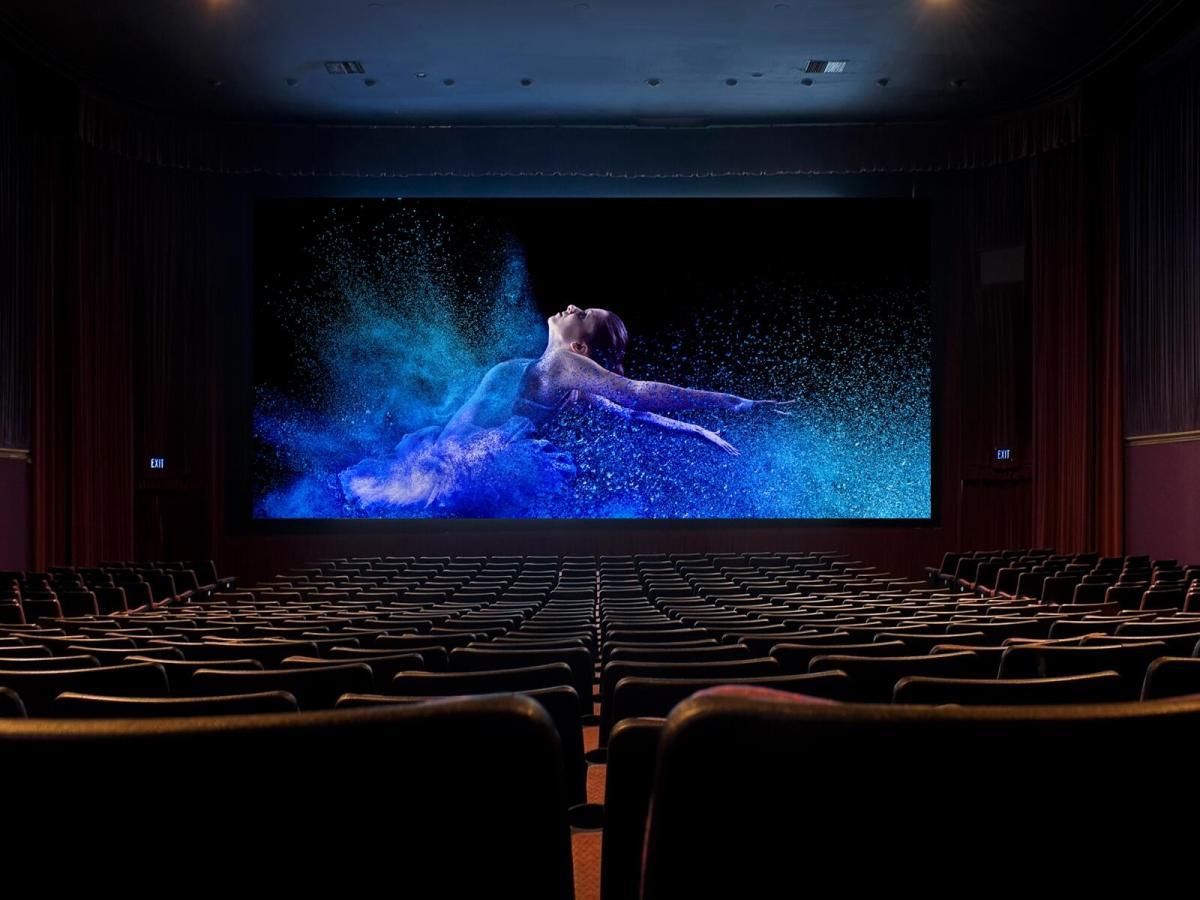 Samsung Led Kino Header