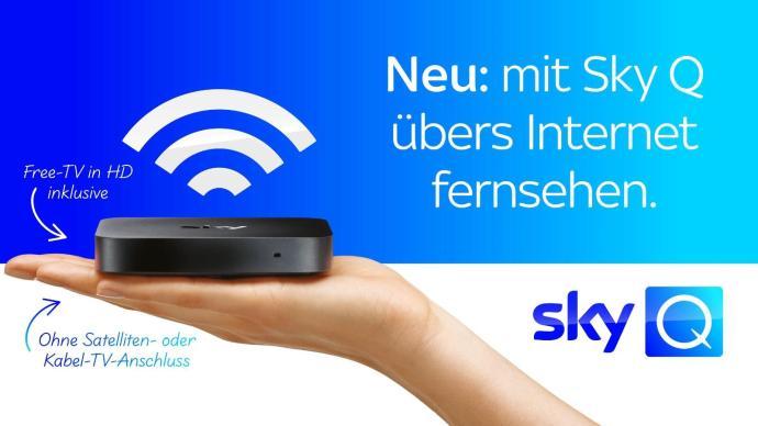 Sky Q Internet