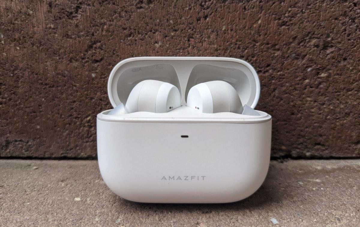 Amazfit Powerbuds Pro Case Open