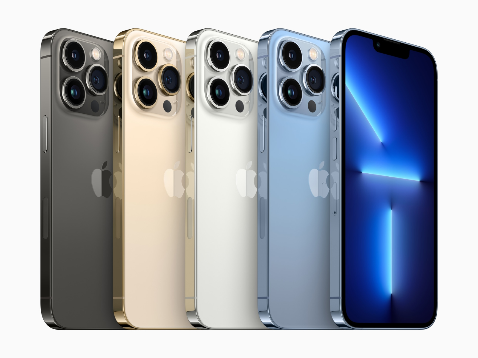 Apple Iphone 13 Pro Farben