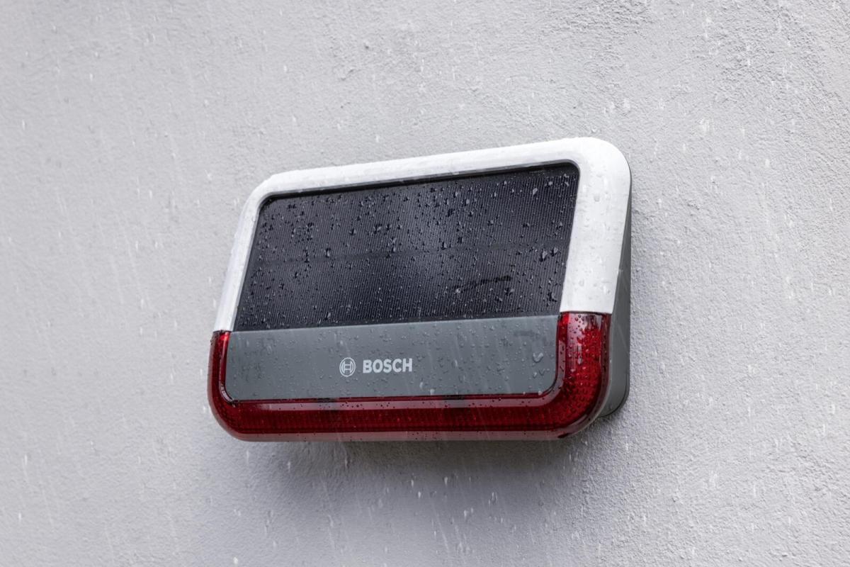 Bosch Smart Home Außensirene