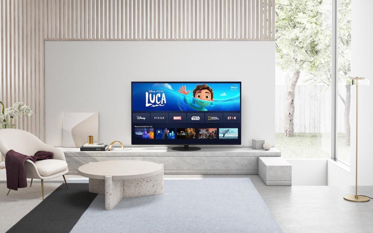 Disney Plus Auf Panasonic Tvs
