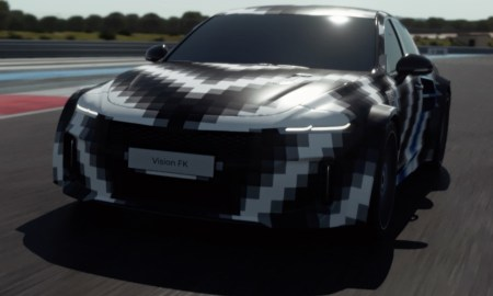 Hyundai Vision Fk Wasserstoff