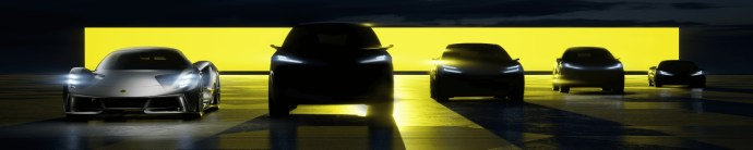 Lotus Elektro Autos