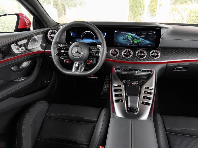 Mercedes Amg Gt 63 S E Performance Innen