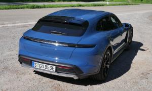 Porsche Taycan Cross Turismo Top