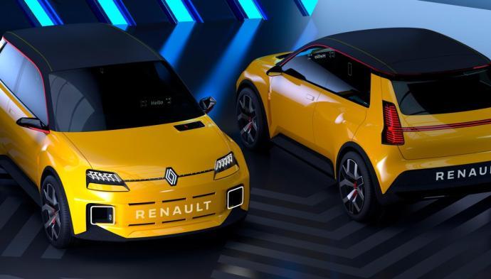 Renault 5 Prototyp