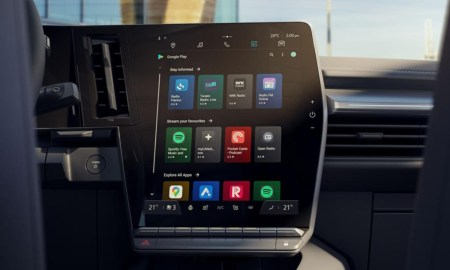 Renault Android Automotive Header