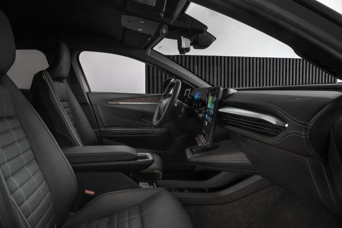 Renault Megane Android Automotive Innen11