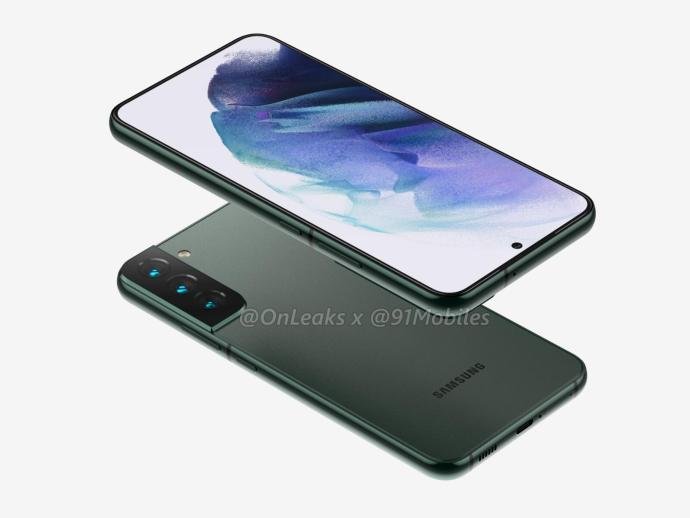Samsung Galaxy S22 Plus Render