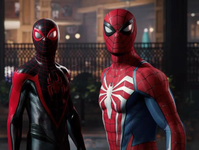 Spider Man 2 Playstation 5 Header