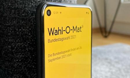 Wahl O Mat Header