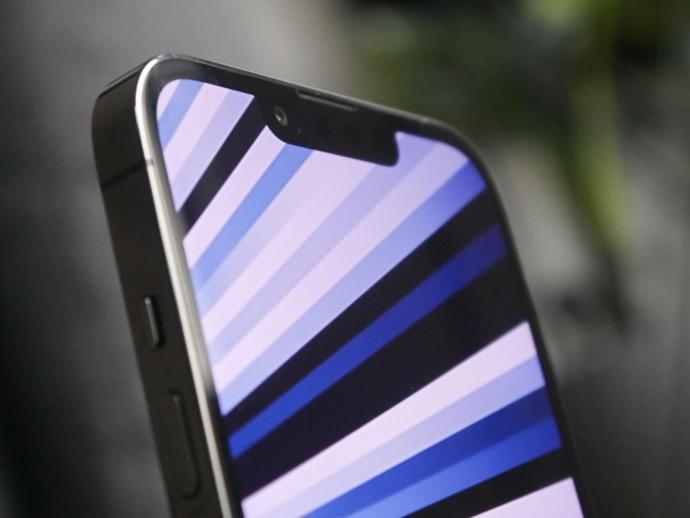 Apple Iphone 13 Pro Notch