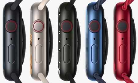 Apple Watch Series 7 Alu