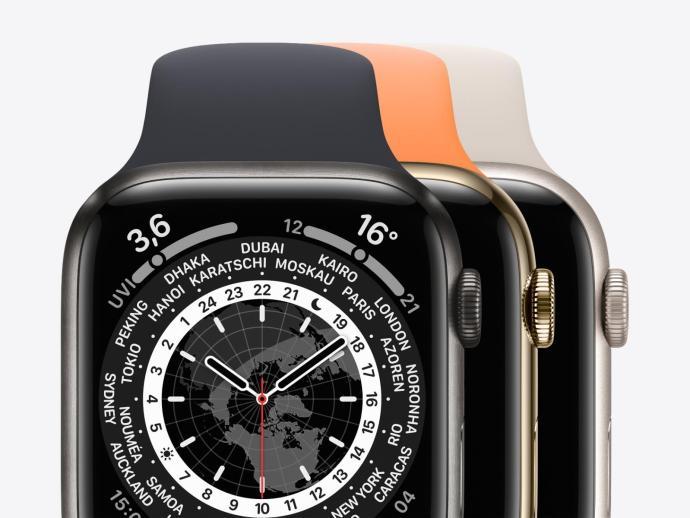 Apple Watch Series 7 Material