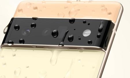Google Pixel 6 Pro Detail