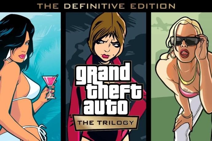 Gta Trilogie