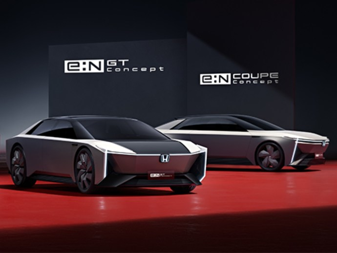Honda E N Konzepte Elektro