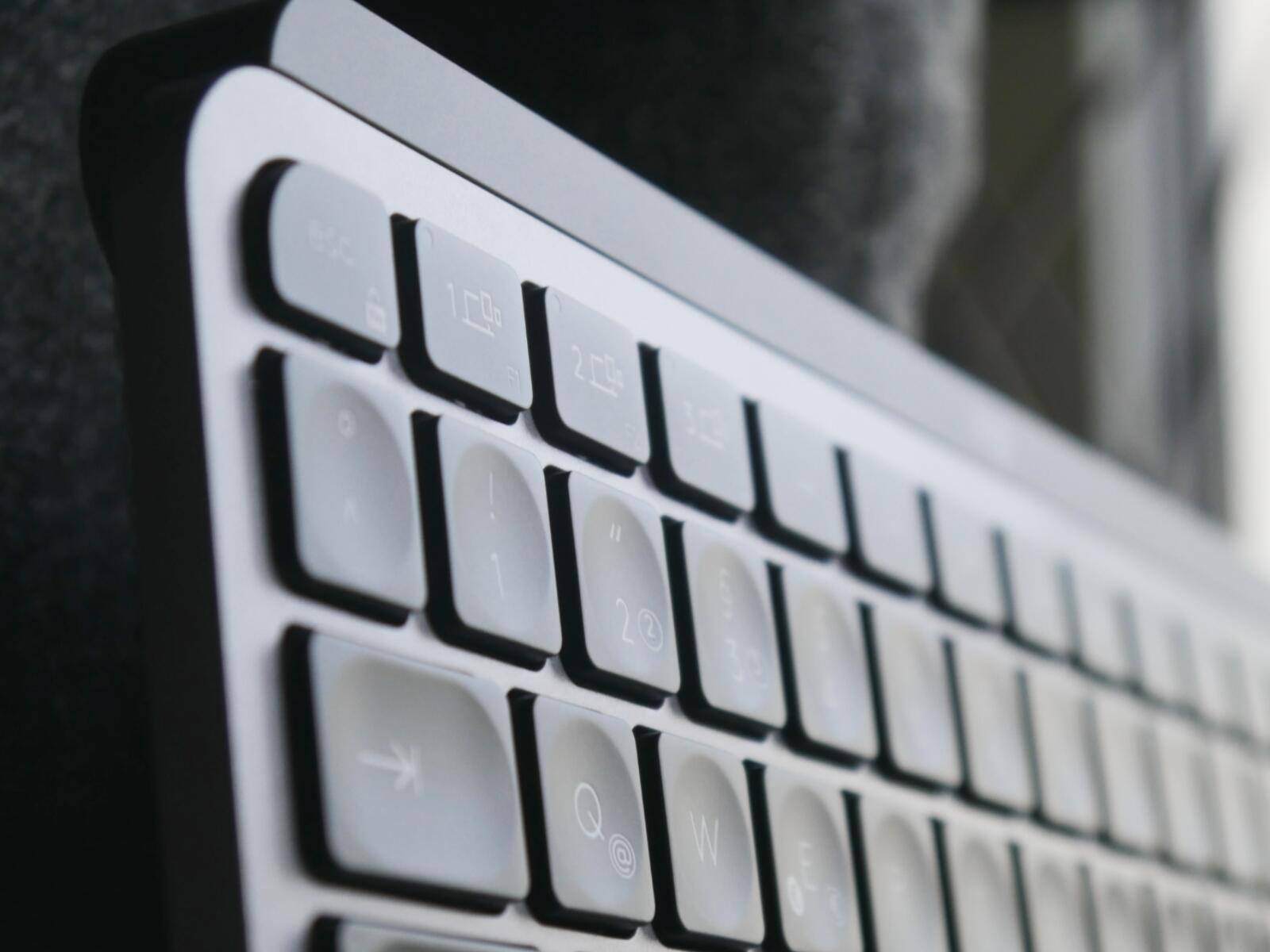 Logitech Mx Keys Mini Detail